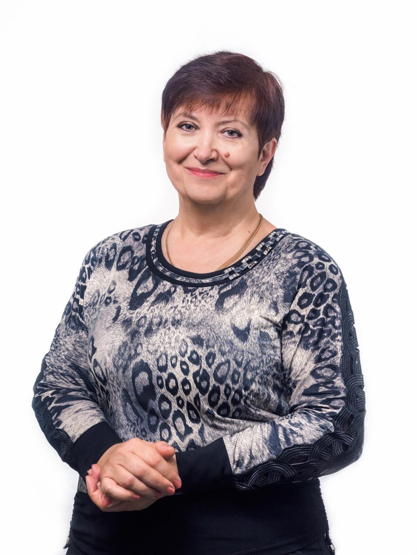 Думич Любовь Степановна